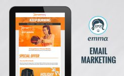 EMMA Email Marketing for Orangetheory Fitness