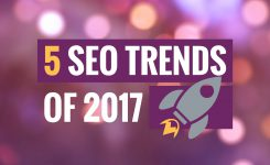 5 SEO TRENDS OF 2017 TO KEEP YOUR BUSINESS ON TOP